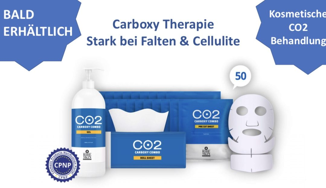 Carboxy CO2 Therapie